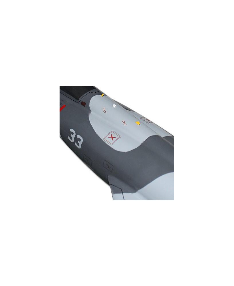 Maquette bois Super Etendard M Flottille 11.F