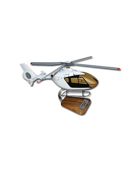 Maquette bois EC135