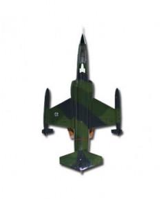 "Maquette bois F-104G Starfighter Jabo G34 ""Allgäu"" Luftwaffe"