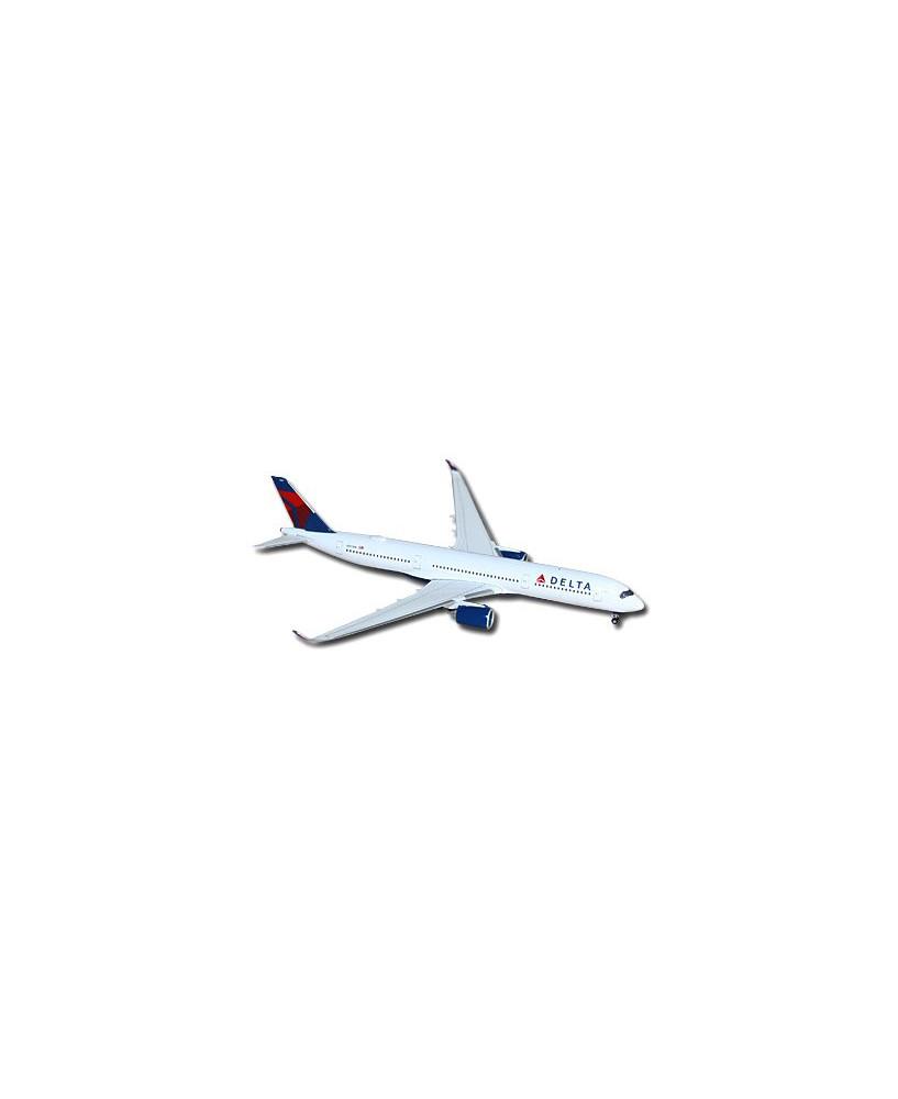 Maquette métal A350-900 XWB Delta Air Lines - 1/500e