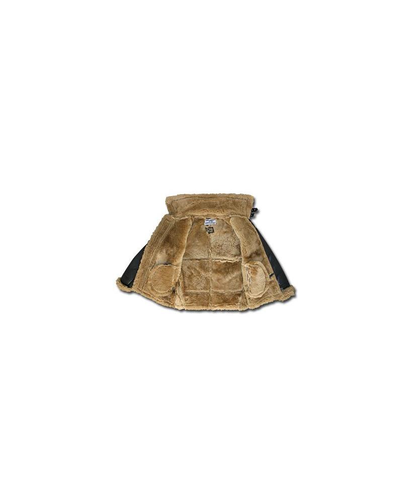 Blouson cuir B3 Alpha - Taille L