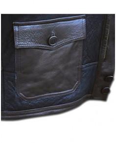 Blouson cuir M-44 - Taille S