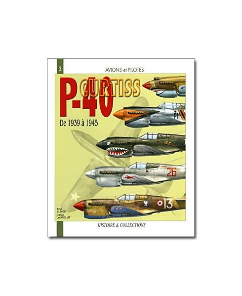 Curtiss P40 de 1939 à 1945