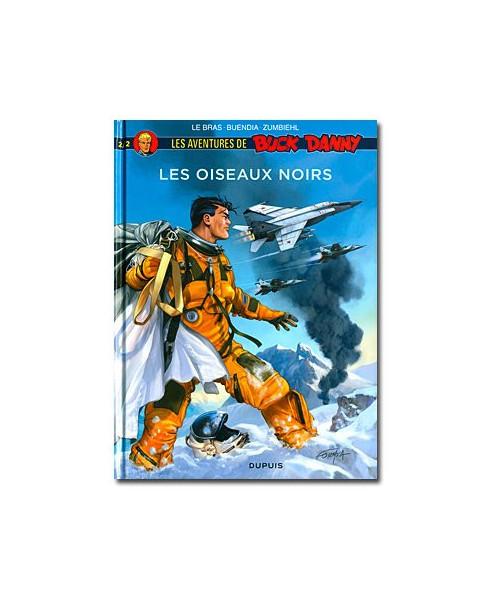 Les aventures de Buck Danny - Hors-série - Tome 2 : Les oiseaux noirs