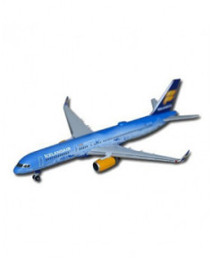 "Maquette métal Boeing 757-200 Icelandair ""80 Years of Aviation"" - 1/500e"