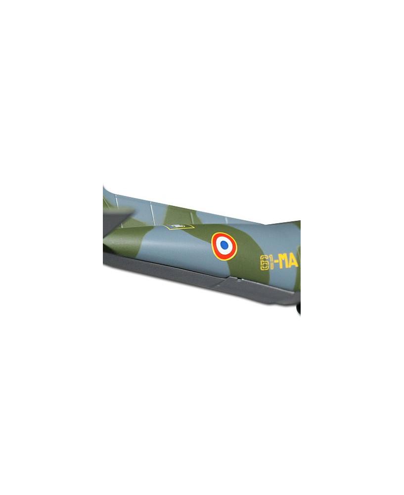Maquette métal Transall C160 Armée de l'Air Française - 61e Escadre de transport - 1/200e