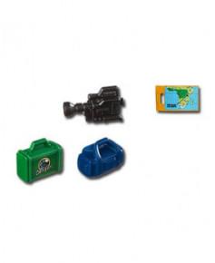 Avion avec explorateurs Playmobil®