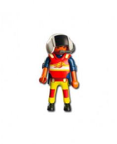 Hydravion de sauvetage Playmobil®