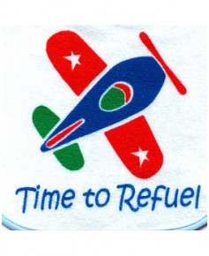 Bavoir - Time to Refuel