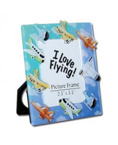 Magnet - Cadre photo avec avions