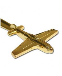 Coupe papier avion et hélice