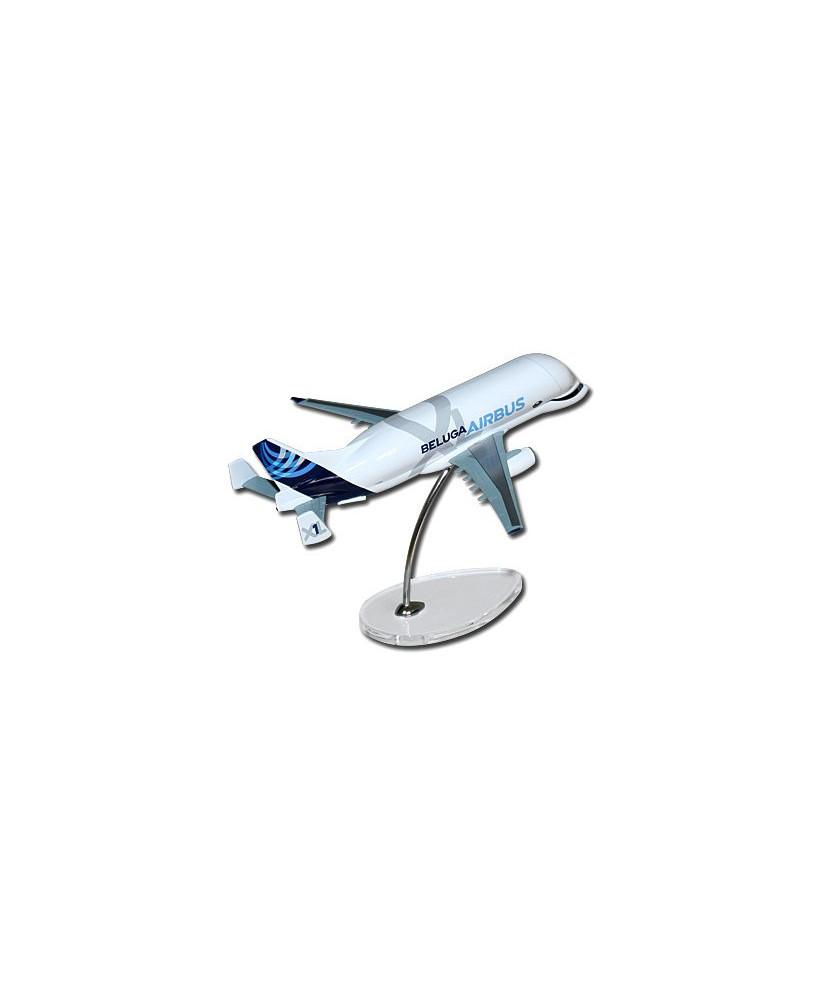 Maquette métal A330-200 ST Beluga XL avec gueule du cachalot - 1/400e