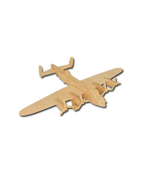 Petit avion en bois à monter - Lancaster Bomber