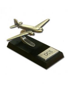 Maquette étain DC3