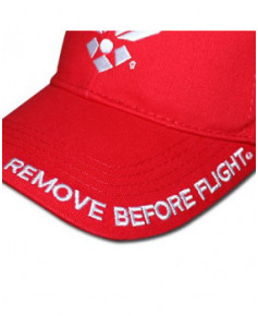 Casquette de Baseball : Remove Before Flight