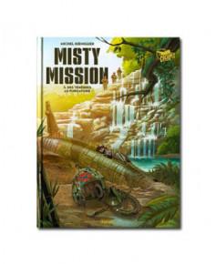 Misty Mission - Tome 3 : Des ténèbres au purgatoire