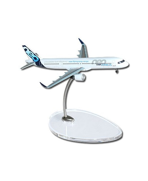 Maquette métal A321neo long range - 1/400e