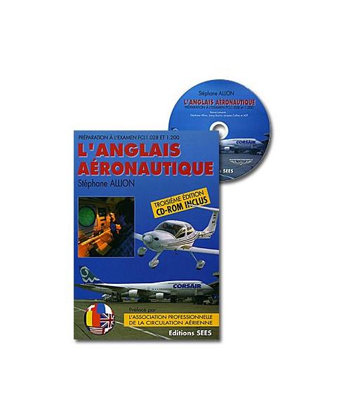 L'Anglais aéronautique (avec C.D.)