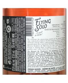 Vin Rosé Flying Solo - 2017 - Grenache / Cinsault