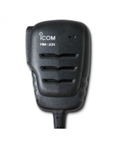 Micro à main pour radios ICOM IC-A25CE et IC-A25NE - HM231