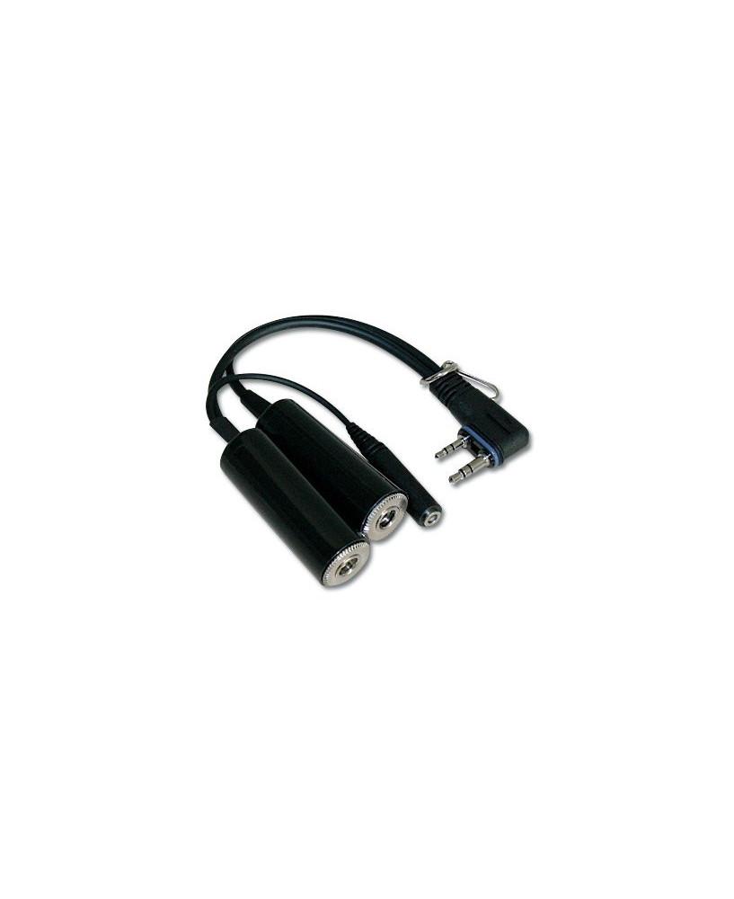 Adaptateur pour radios ICOM IC-A25CE et IC-A25NE - OPC-2379