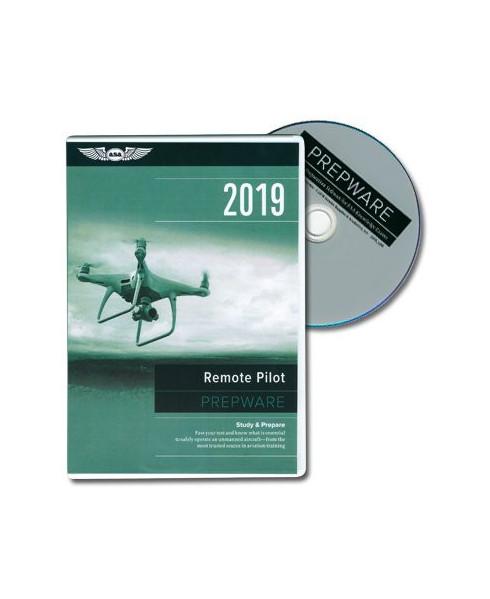D.V.D.-ROM Remote Pilot Prepware 2019