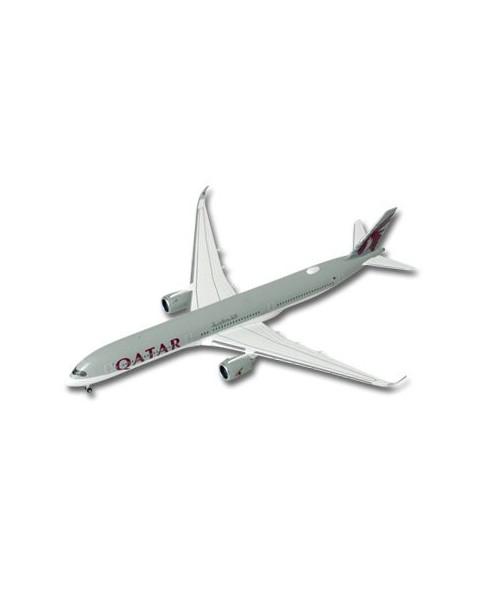 Maquette métal A350-1000 Qatar Airways - 1/500e