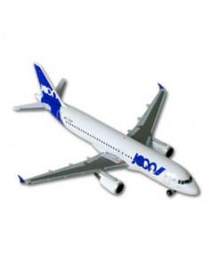 Maquette métal A320 Joon - 1/500e