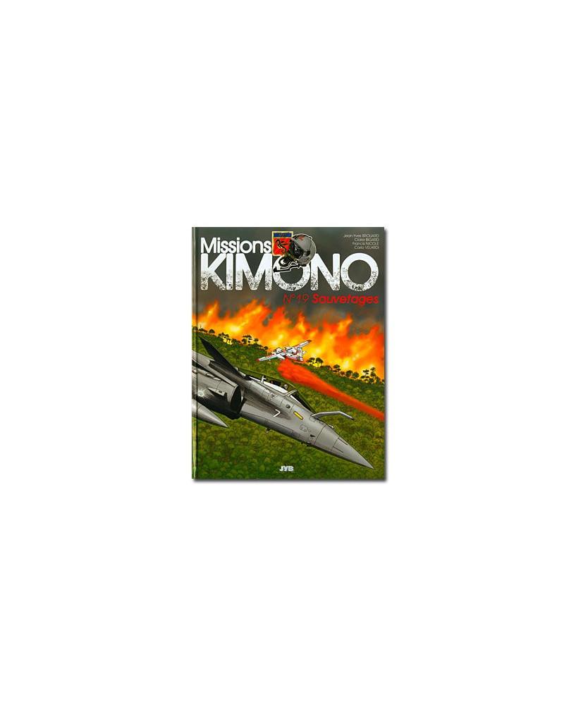 Missions Kimono - Tome 19 : Sauvetages