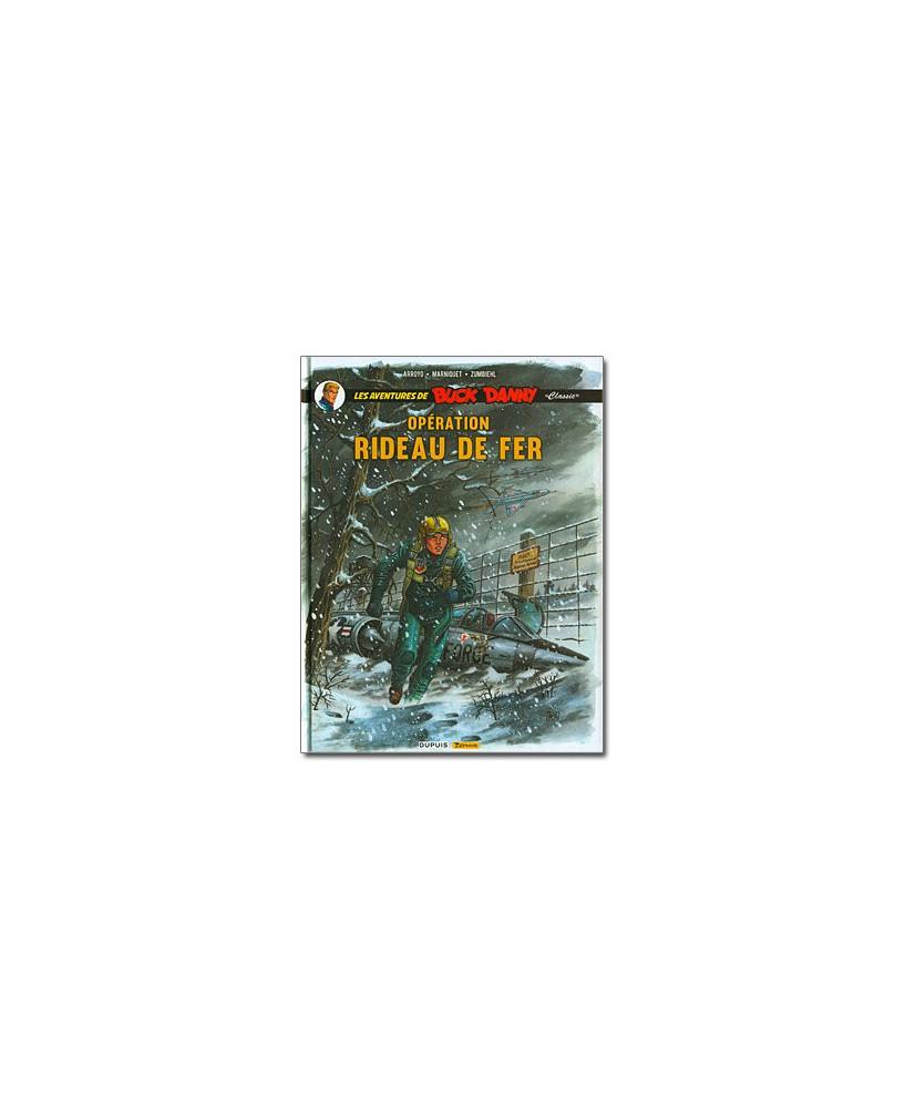 Les aventures de Buck Danny - Tome 5 : Opération rideau de fer