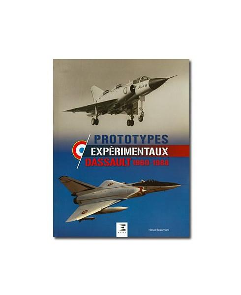 Prototypes expérimentaux Dassault 1960-1988