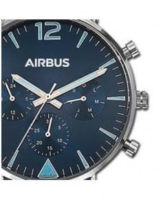 Montre bleue Airbus Montmartre