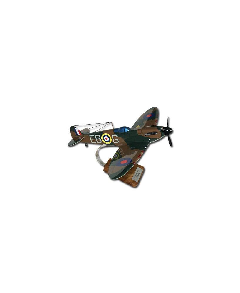 Maquette bois Spitfire MK1B