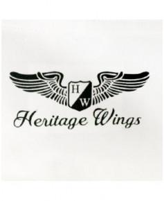 Combinaison de vol Blanche - Taille S - Heritage Wings