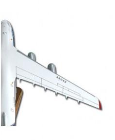 Maquette bois Antonov 124 Rus Lan - 1/144e