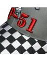 Casquette de Baseball : P-51 Mustang