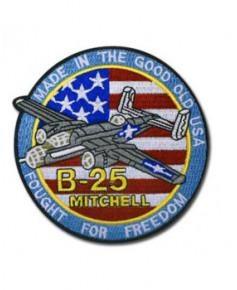 "Ecusson ""B25 Mitchell"""