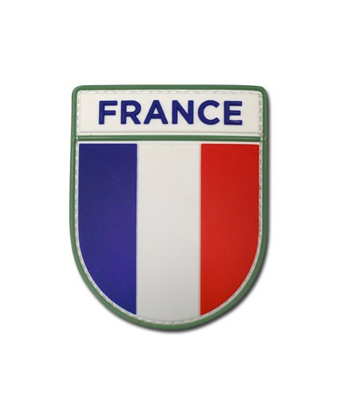 Patch en gomme Armée Française