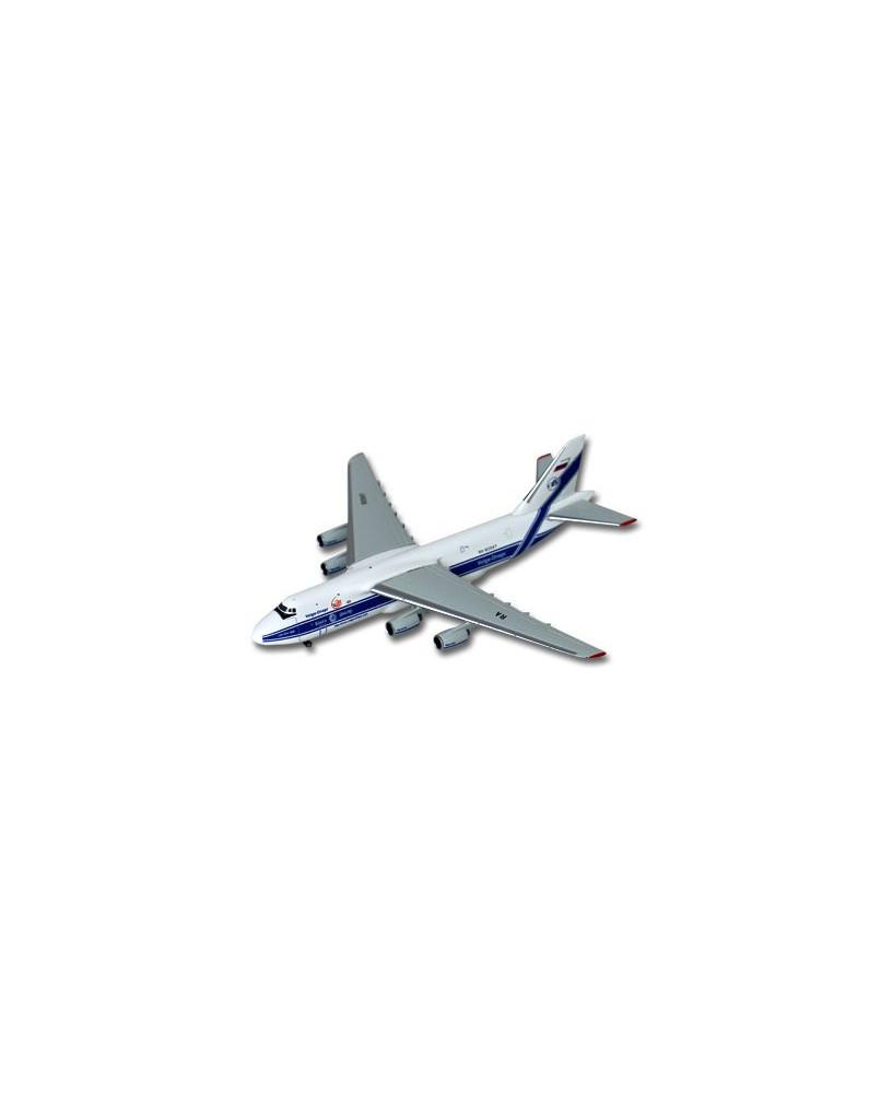 Maquette métal Antonov Volga-Dnepr AN124 - 1/500e