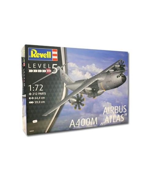 """Maquette à monter A400M Transporter """"Atlas"""" - 1/72e"""