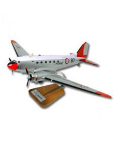 Maquette bois Douglas C47 Aéronavale