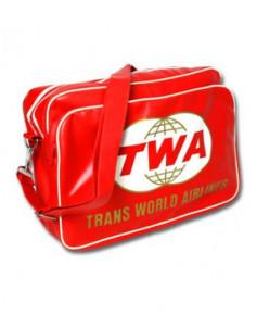 Sac à bandoulière T.W.A. Airlines