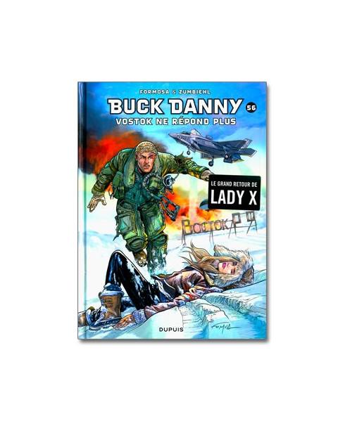 Buck Danny - Tome 56 : Vostok ne répond plus