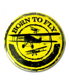 Magnet Born to fly