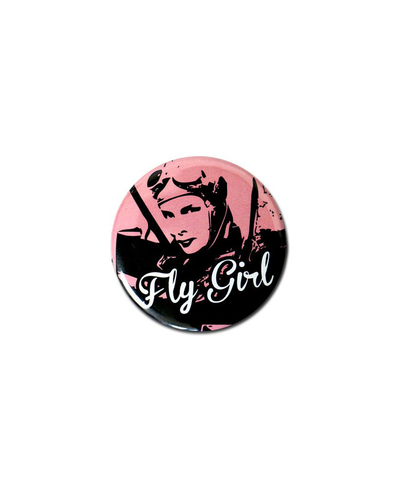 Magnet Fly girl