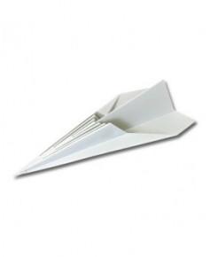 Calle de porte - forme avion