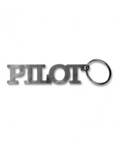 Porte-clés métal Pilot