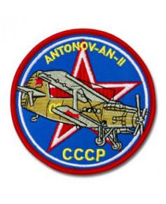 "Ecusson ""CCCP Antonov"""