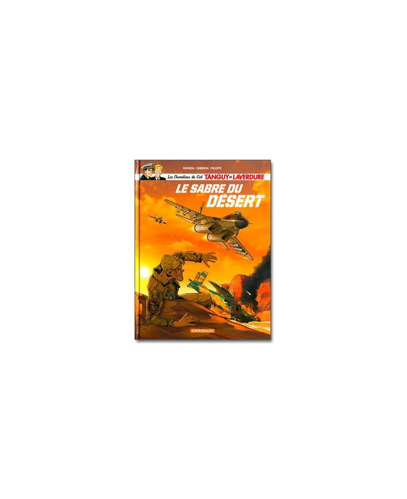 Tanguy et Laverdure - Tome 7 : Le sabre du désert