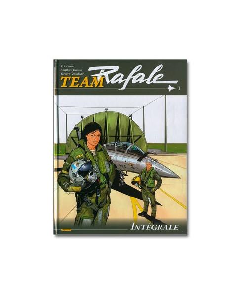 Team Rafale - L'intégrale Tome 1
